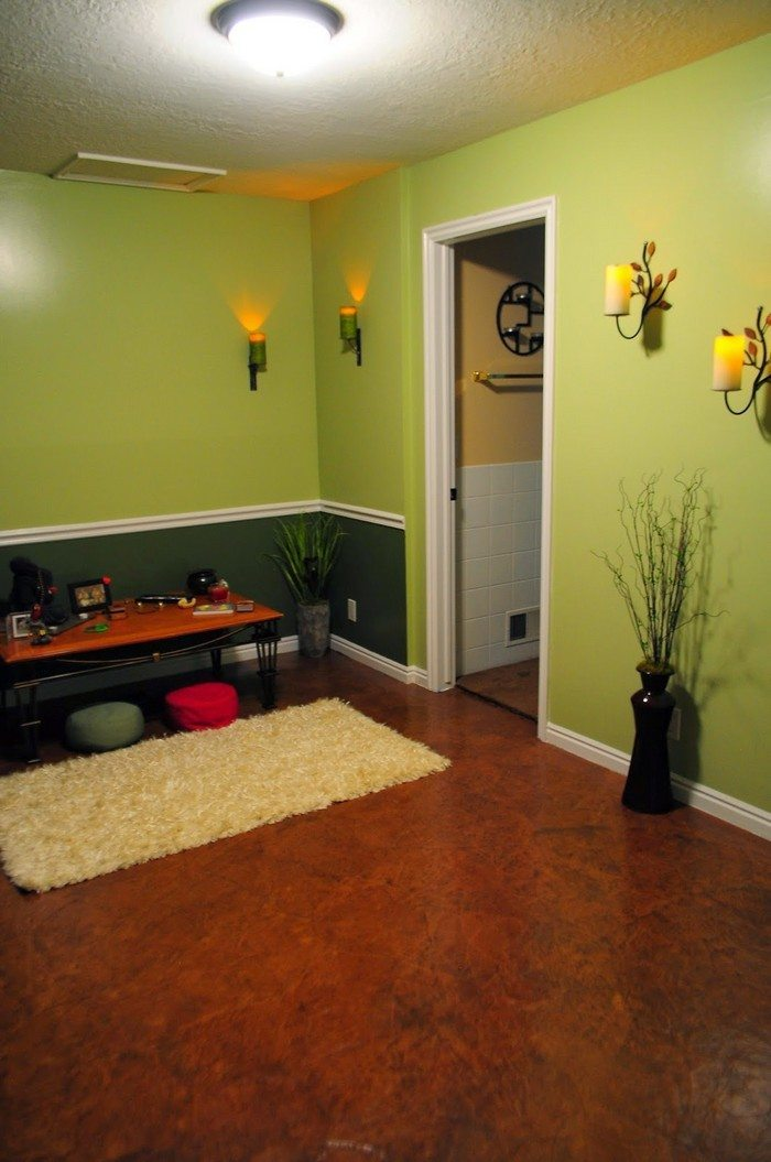 How to make brown paper bag flooring | DIY projects for ...