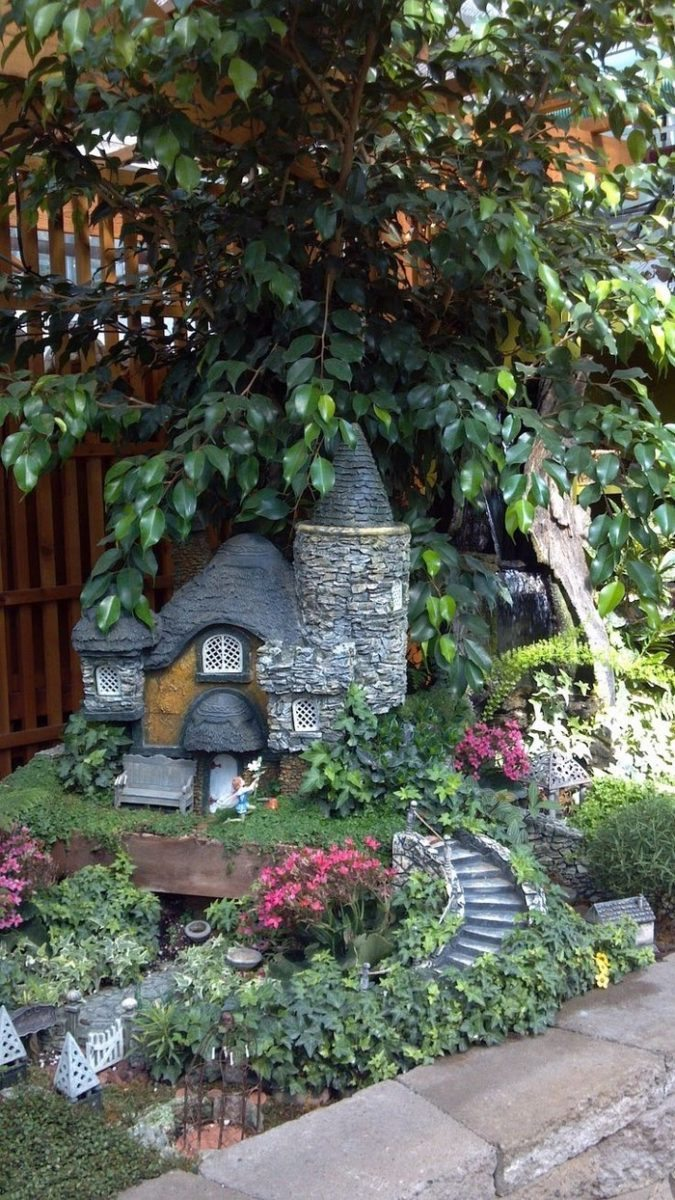 Make a miniature stone fairy house   DIY projects for everyone!