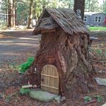 Gnome Tree Stump House