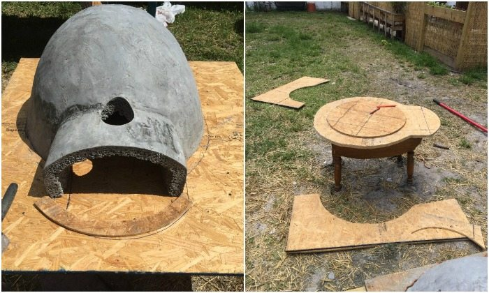 $ 135 Wood-fired Pizza Oven