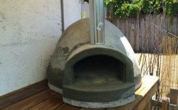 $135 Wood fired Pizza Oven
