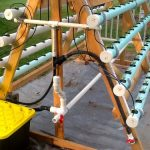 A-Frame Hydroponic System