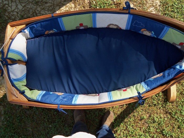 How To Make A Bassinet Stand