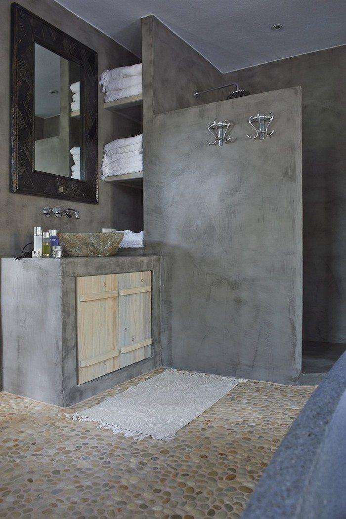Revamp your bathroom with a pebble shower floor | DIY ...
