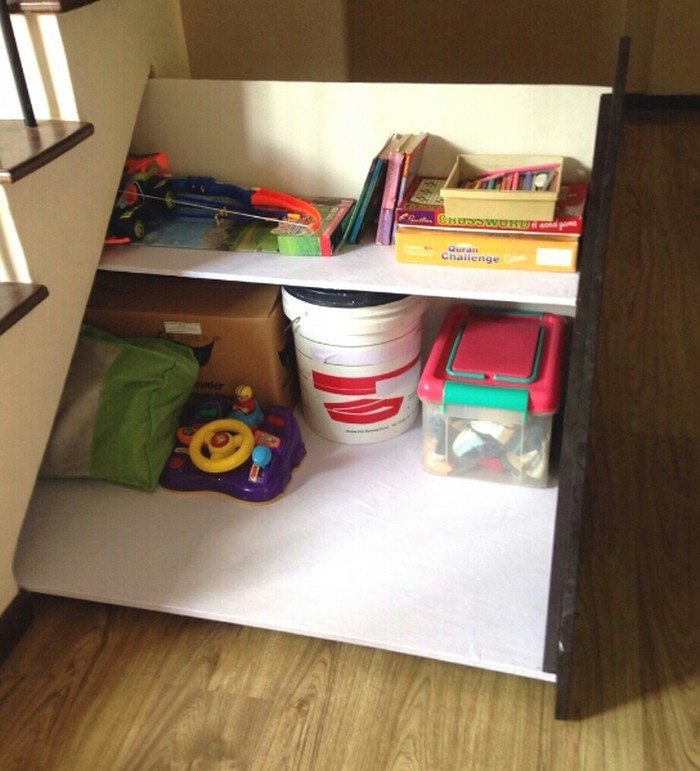 Original Storage Ideas Under Stairs: How To Build An Under Stairs Pull-out Storage, Page 2