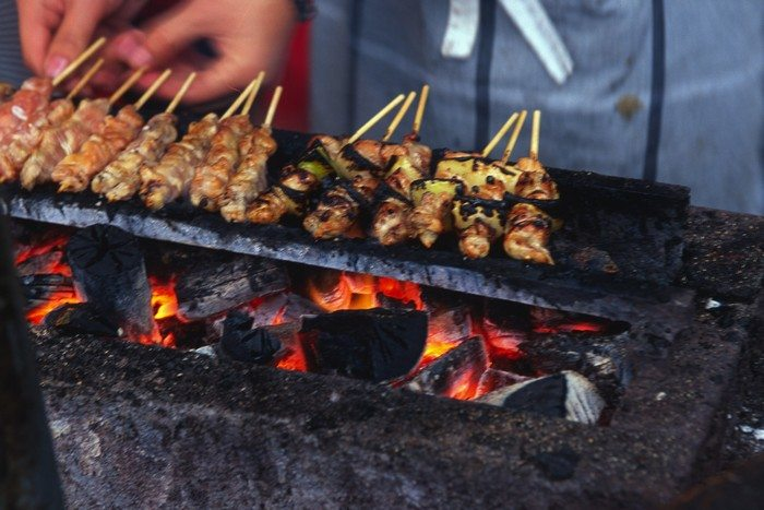 How To Make A Yakitori Grill Diy Projects For Everyone
