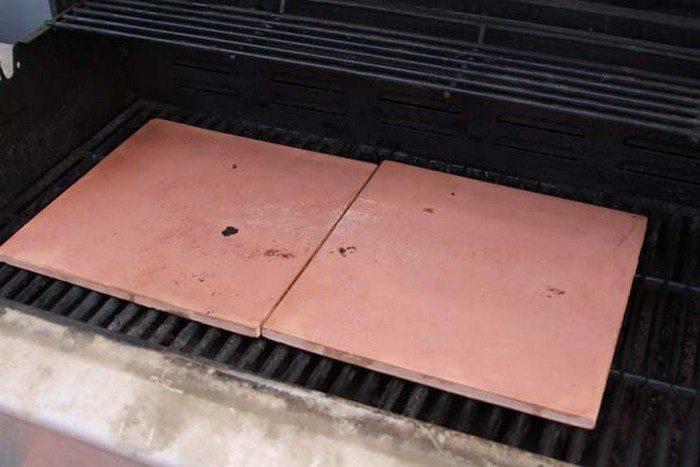 Inexpensive Pizza Stone Quarry Tiles