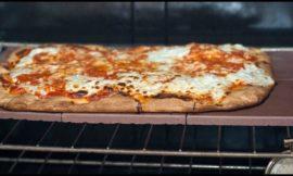 Inexpensive pizza stone!