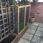 Raised & Enclosed Garden Bed