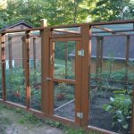 Raised & Enclosed Garden Bed