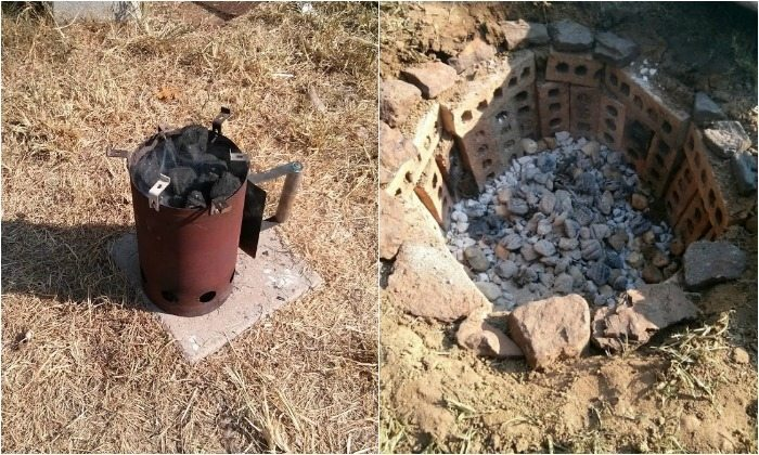 Simple Smoke Pit