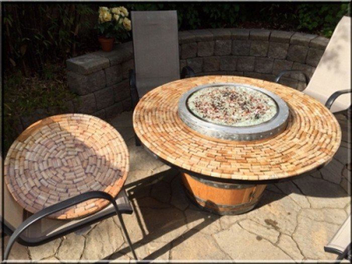 fire pit table, outdoor propane fire pit with table propane fire pit ...