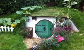 Build a hobbit house in your backyard