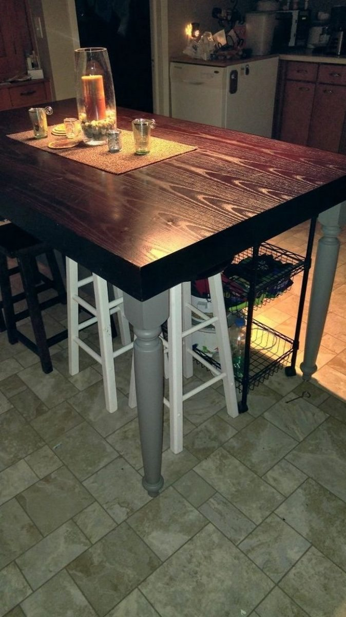 From A Changing Table To A Kitchen Island Diy Projects