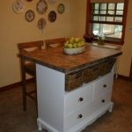 Changing Table Kitchen Island