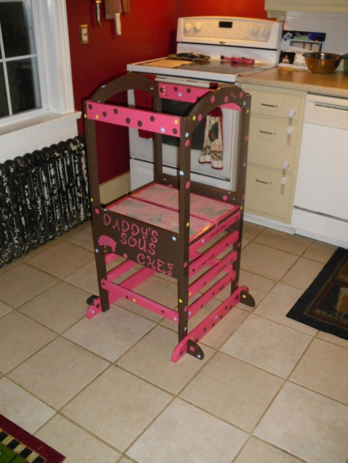 DIY Learning Tower