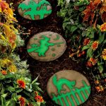 Glow in the Dark Stepping Stones