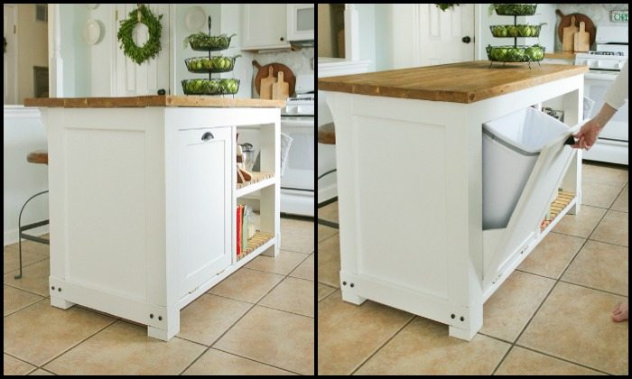 Creative Kitchen Island Ideas