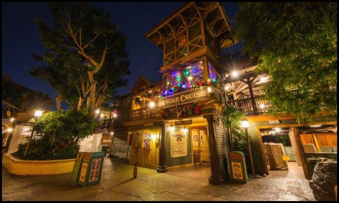 Original Jungle Cruise Disneyland