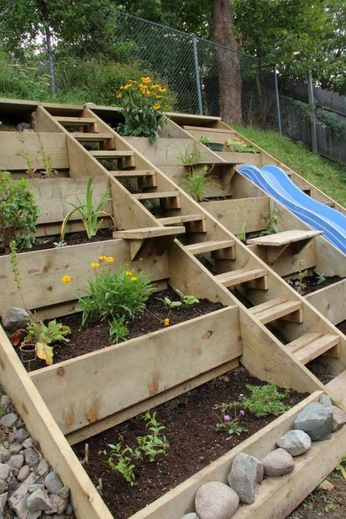Incroyable Retaining Wall Ideas   Raised Garden Beds