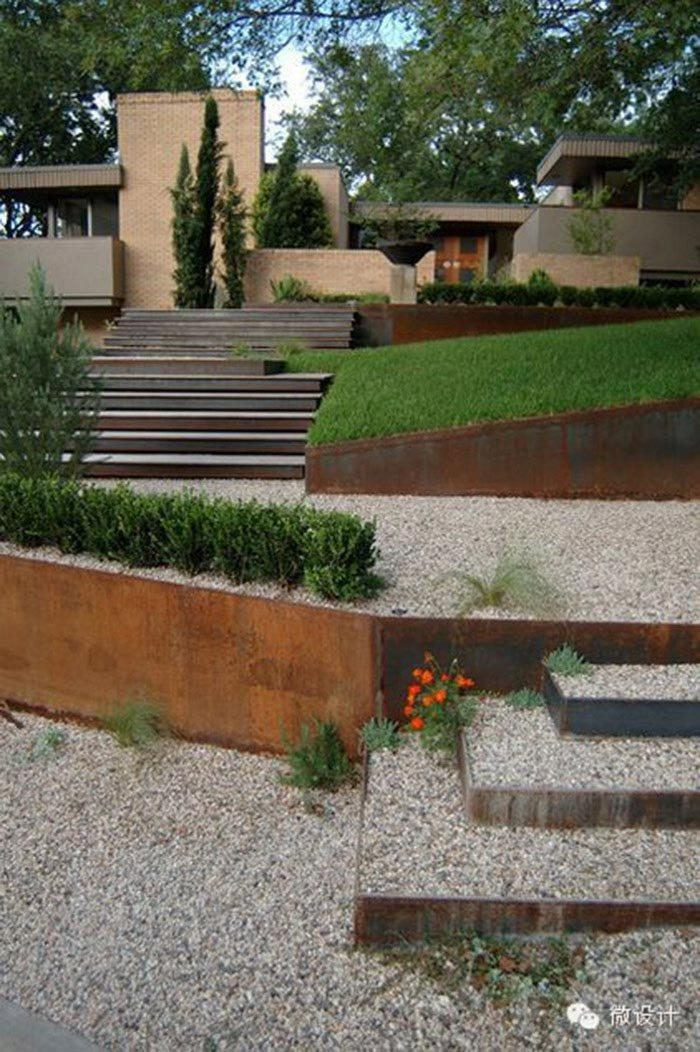 retaining wall ideas diy projects for everyone. Black Bedroom Furniture Sets. Home Design Ideas