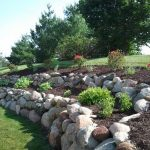 Retaining Wall Ideas - Boulders