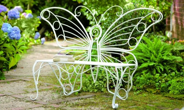 Whimsical Butterfly Chair