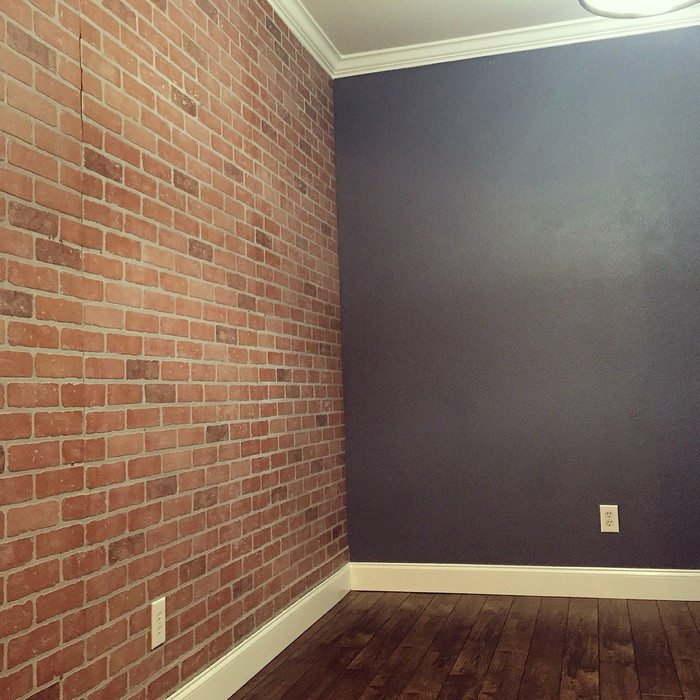 how to faux brick wall diy projects for everyone diy home decor how to paint a faux concrete wall finish