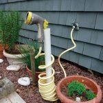 Garden Hose Storage Ideas