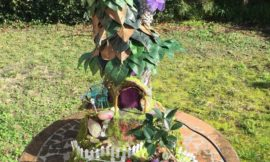 How To Make A Fairy House Lamp