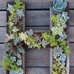 Letter Planter