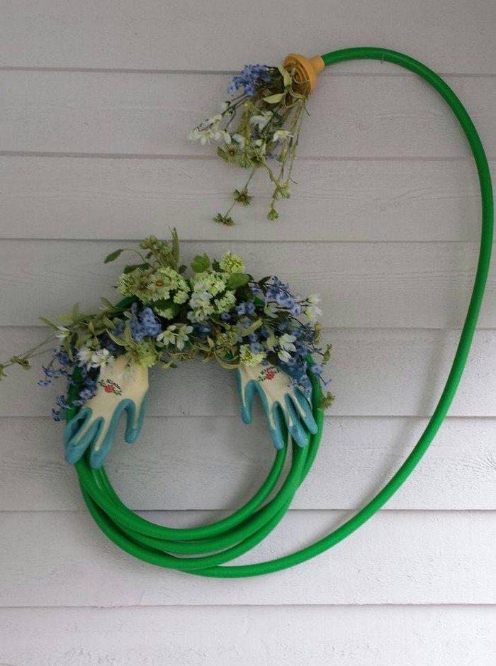 Creative Ways To Repurpose A Broken Garden Hose Diy