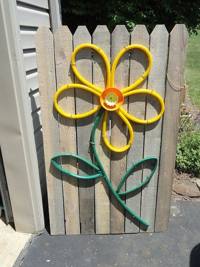 Creative Ways To Repurpose A Broken Garden Hose Diy