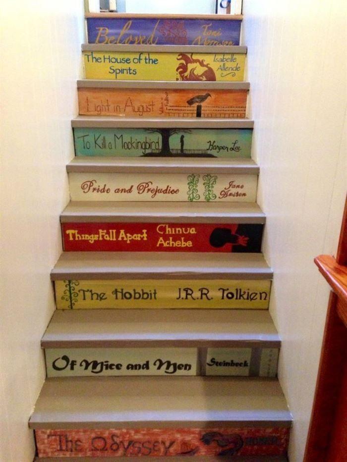 Staircase Books