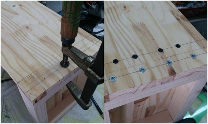 how to build a drill press