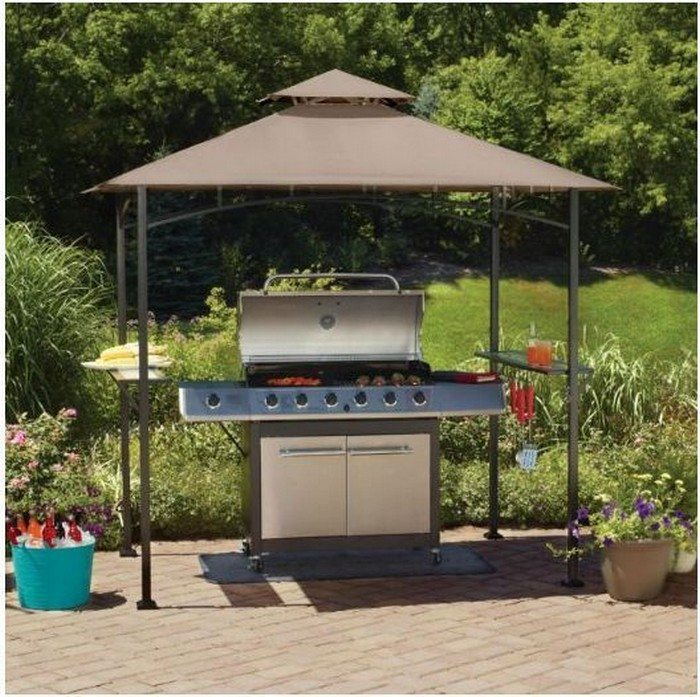 Build a grill gazebo for your backyard! | DIY projects for everyone!