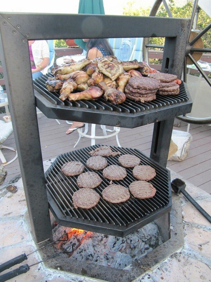 Fire Pit Grill Ideas - Fire Pit Grill Ideas For Your Backyard DIY Projects For Everyone!
