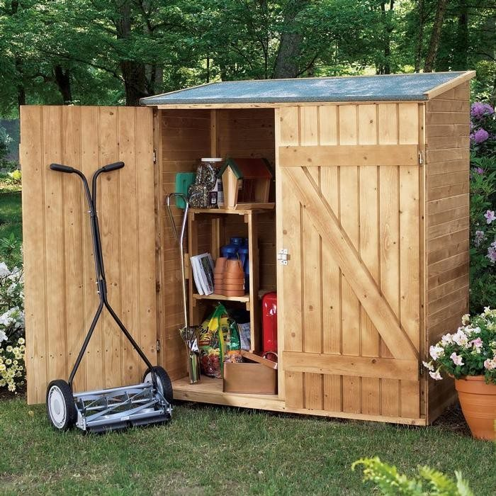 Nice Garden Tool Shed Ideas