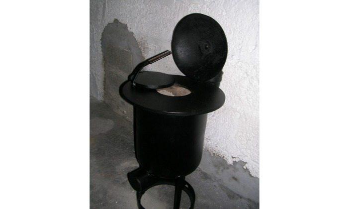 Gas Tank Heater