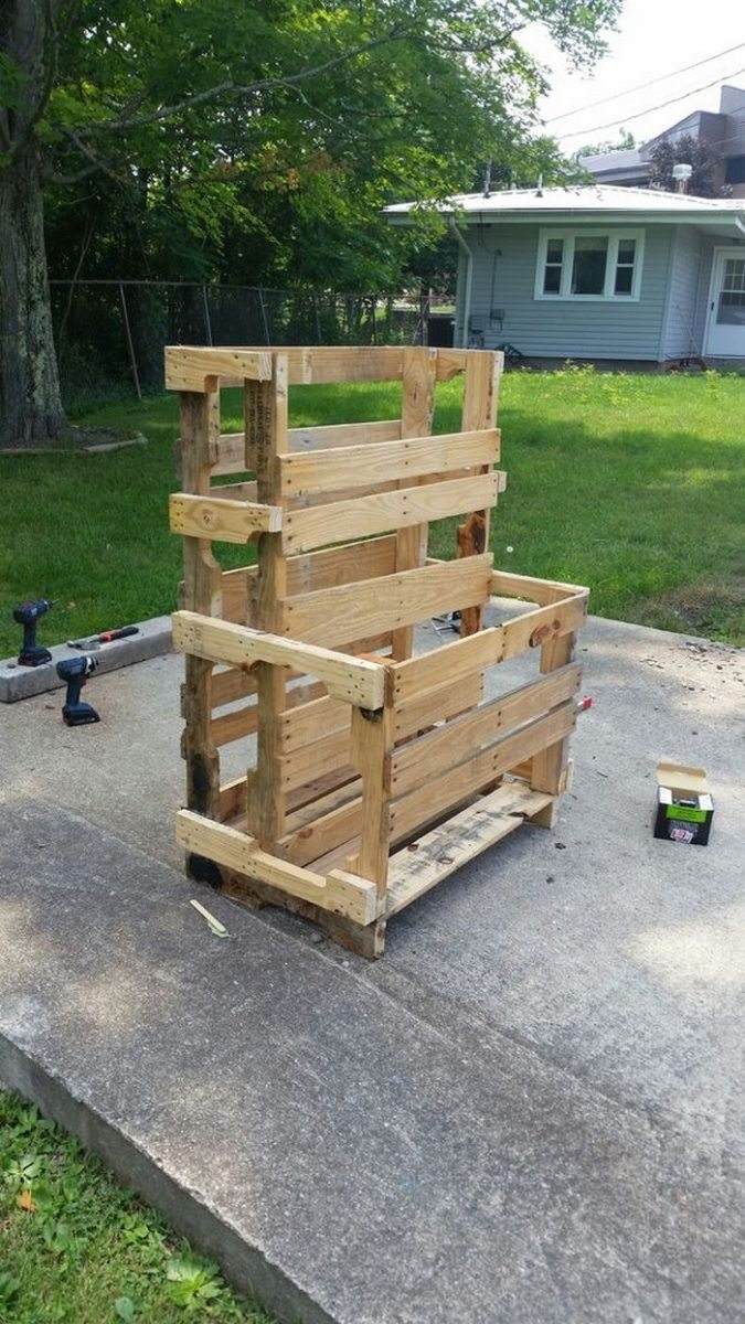 Build An Easy Portable Lumber Rack Diy Projects For Everyone
