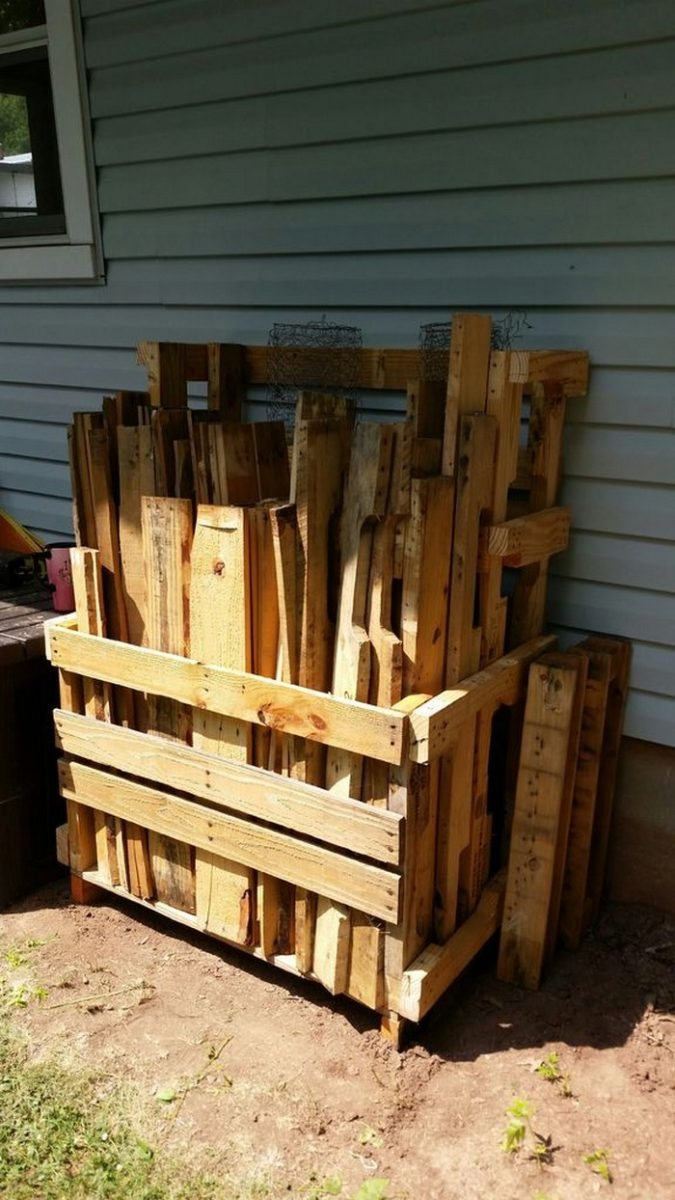 Build An Easy Portable Lumber Rack Diy Projects For