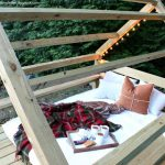 Outdoor Cabana Lounge