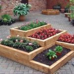 Pallet Planter - Tiered Pallet Garden Bed