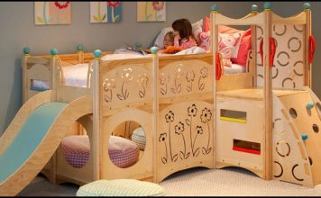 Playbed for Kids