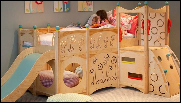 8 Awesome Playbeds for Kids