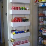 DIY Pantry Door Spice Racks
