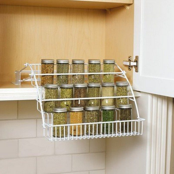 Ikea Hack Built-in Spice Rack | DIY projects for everyone!
