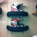 Motorcycle Gear Storage