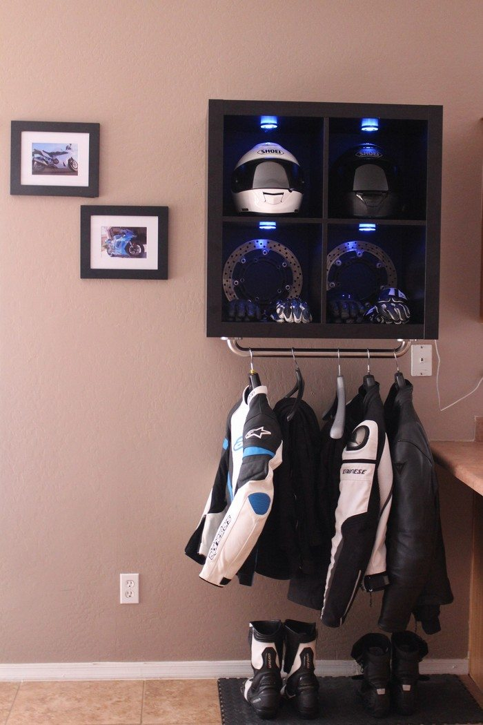 Build a custom sports equipment storage! | DIY projects ...