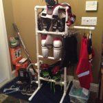Hockey Drying Rack